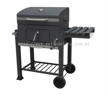 Liberty Charly Charcoal Charcoal BBQ Grill