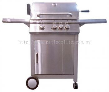 Liberty Chef Pro Gas BBQ Grill