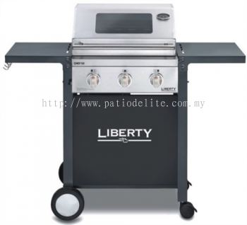 Liberty Chef S3 Gas BBQ Grill