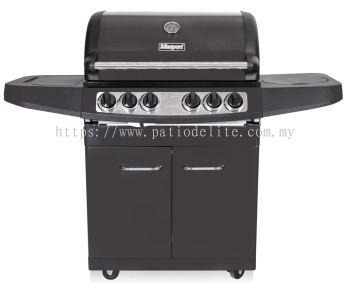Masport Maestro Graphite Gas BBQ Grill