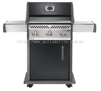 Napoleon Rogue® 425 (Black) Gas BBQ Grill