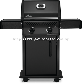 Napoleon Rogue® 365PK-1 (Full Black) Gas BBQ Grill