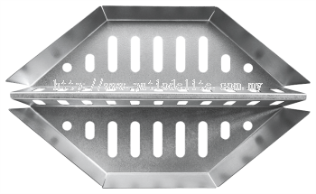NAPOLEON CHARCOAL BASKETS FOR KETTLE GRILLS