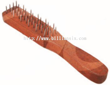 Red Wooden Steel Nail Scales Remover