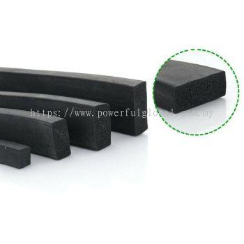 NBR-rubber-foaming-seal-strip