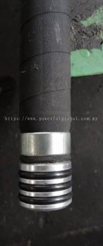 Air Shaft Rubber Hose Repair