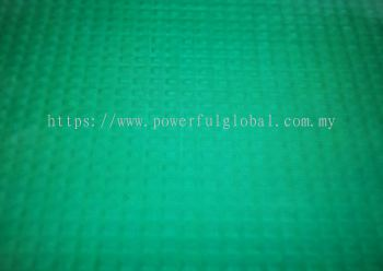 Green ESD Diamond Rubber Mat