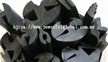 Window Glass Rubber Extrusions Seal