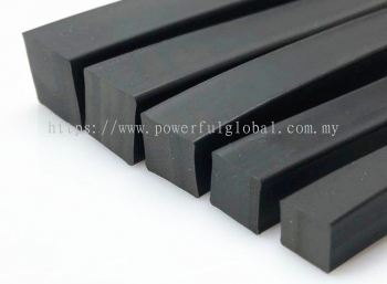 Rubber Square Solid Seal Strip