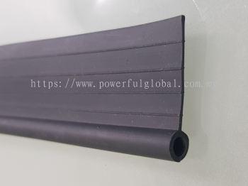 Black Rubber i Profile Seal PRE451