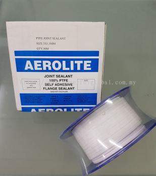 AEROLITE 100% PTFE Joint Sealant Self Adhesive