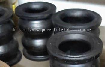 Rubber Expansion Joint Double Bellow PERAFLEX