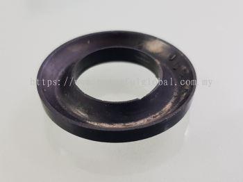 POM V Packing Ring Black