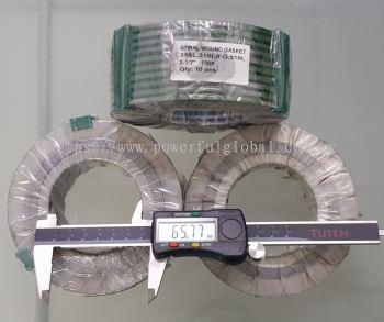 Spiral Wound Gasket 150LBS ORISON