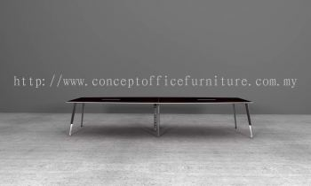 Rectangular Meeting Table -Anchor Chrome