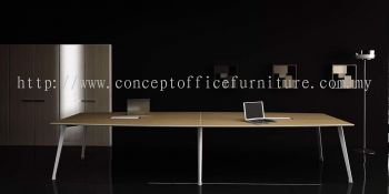 Rectangular Meeting Table -Anchor Epoxy