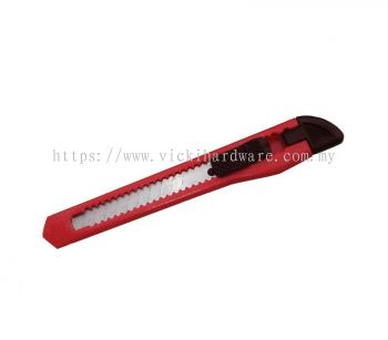 NORMAL PVC UTILITY KNIFE (SMALL) - 00182E