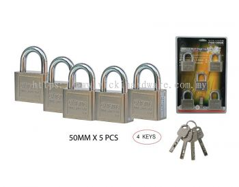 505 KEYALIKE PAD LOCK - 00399J