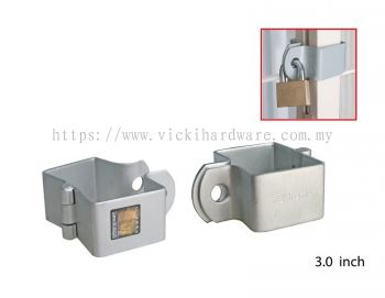 """3 """" """"EXTREME"""" GATE CLAMP - 00659J"""