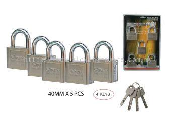 405 KEYALIKE PAD LOCK - 00399F