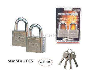 502 KEYALIKE PAD LOCK - 00399G
