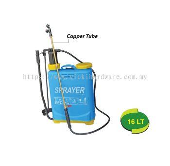MN 16 LT CHAMICAL SPRAY C/W COPPER-TUBE -00364P