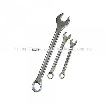 <8MM  COMBINATION WRENCHES - 00222C