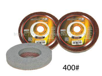 "EX    4"" X 400#   PVA SPONGY WHEEL-00105A"