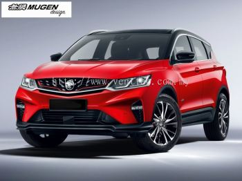 PROTON X50 20Y-ABOVE = MUGEN DOOR VISOR