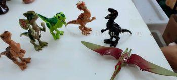 Lego恐龙