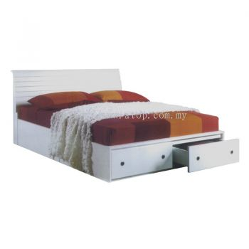 Atop ATN 9562WH Bed Frame