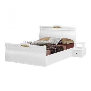 Atop ATN 8523WH Bed Frame