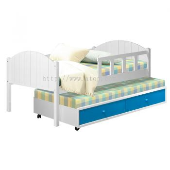 Atop ATN 309WH Super Single Bed Frame