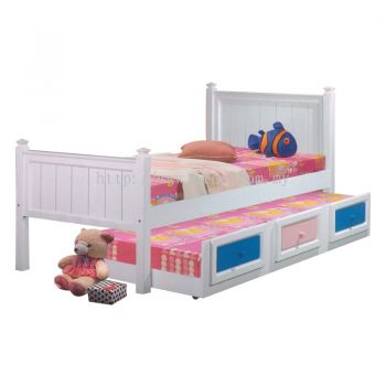 Atop ATN 304WH Super Single Bed Frame