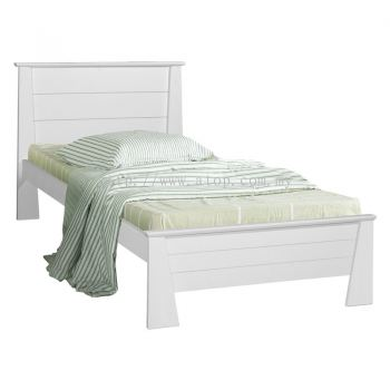 Atop ATN 9354WH Super Single Bed Frame