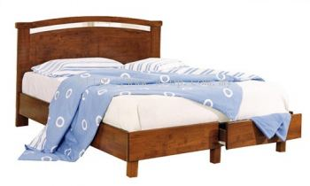 Atop ATN 8513A Bed FrameW/Drawer