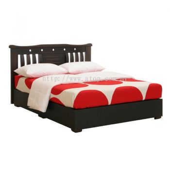 Atop ATN 9636W King Size Bed Frame