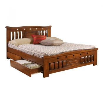 Atop ATN 9628A King Size Bed Frame