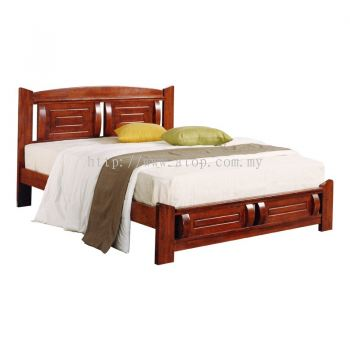 Atop ATN 9622A King Size Bed Frame