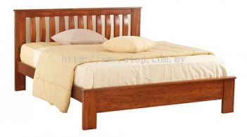 Atop ATN 9687A King Size Bed Frame