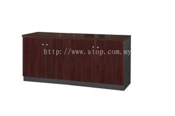 LX 3396 - 4 DOOR LOW CABINET