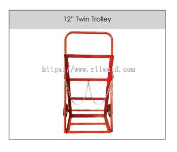 """12"""" Twin Trolley"""