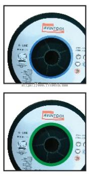 Flexible Grinding Wheel AC80 SBF