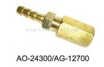 Argon Gas Adapter