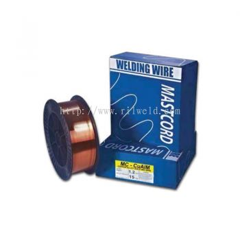 COPPER ALLOY SOLID MIG WIRE