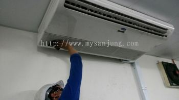 Preventive Maintenance and Servicing of Air Conditioning Equipment