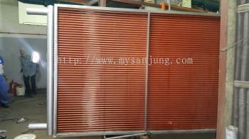Replace Cooling Coil for AHU