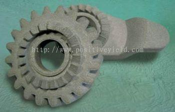 Alumide - Polyamide Aluminium-Filled