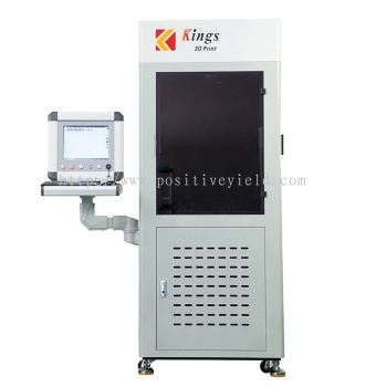 KINGS 6035 Pro Industrial SLA 3D Printer