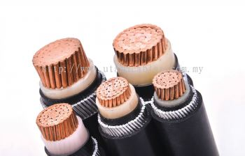 CU/XLPE/AWA/PVC Single Core Amoured Cable